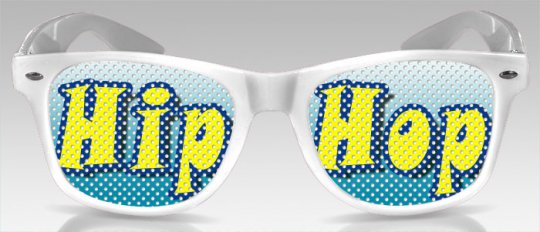 Hip Hop - Brille